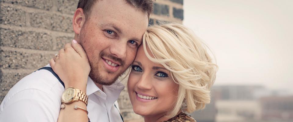 fresh shoot  ::  tony and kate  ::  sheboygan engagement photographer