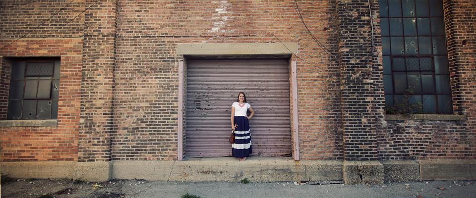 fresh shoot  ::  megan  ::  sheboygan senior photographer