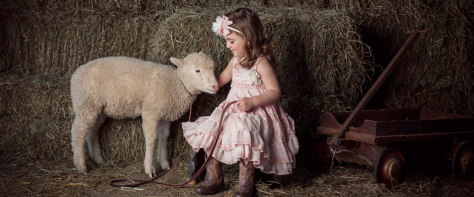 fresh shoot :: lambs sessions :: sheboygan child photography